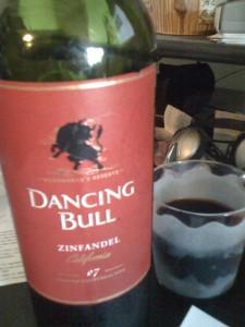 Dancing Bull Zin