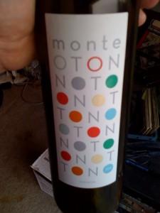 Monte Oton 2008 Granacha