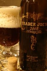 Trader Joe's 2009 Vintage Ale