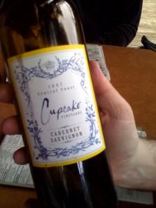 """Cupcake"" Wine"