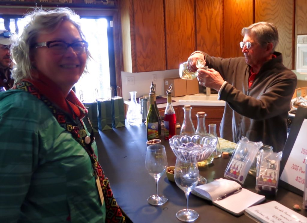 A Blooming Hill Vineyard & Winery